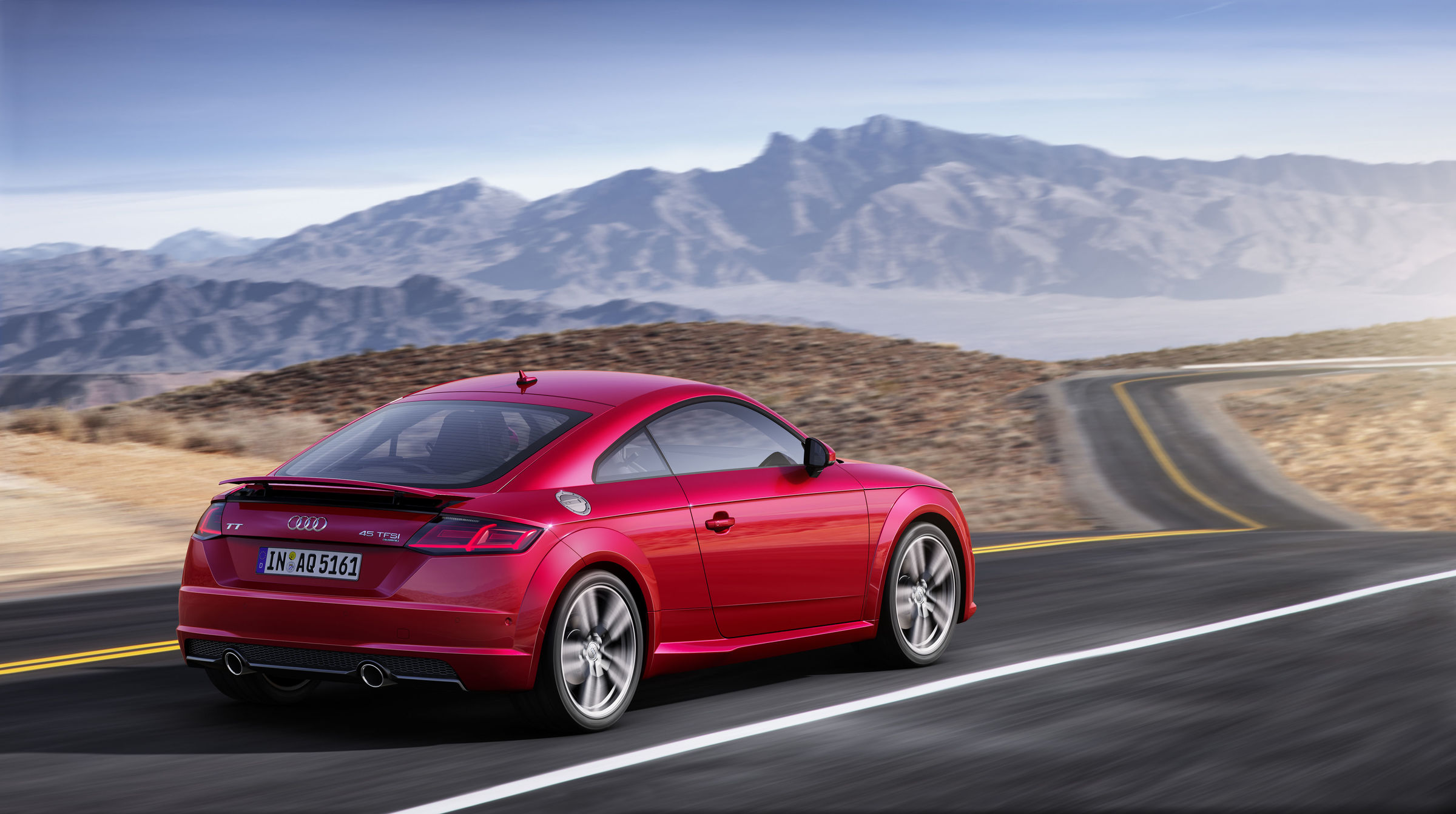 For the new TT, Audi has a range of petrol engines in various performance  levels, paired either with the six-speed manual transmission or a  seven-speed ...
